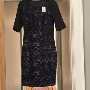 Tahari Metropolis Dress